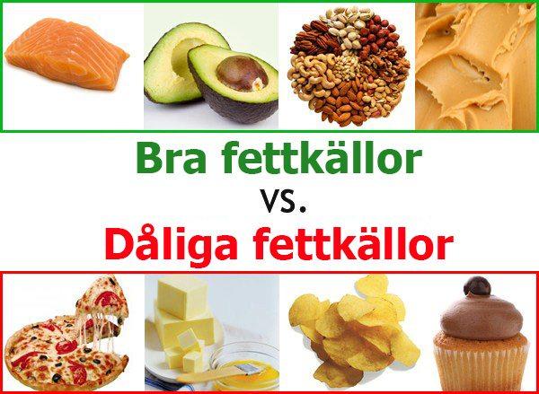 fett under deff, deffa fett, deffa bort fett, hur mycket fett ska man äta, fett vid deff, hur mycket fett under deff, bra fett, dåligt fett, bra fettlkällor, fett kolesterol, lchf, vad är lchf