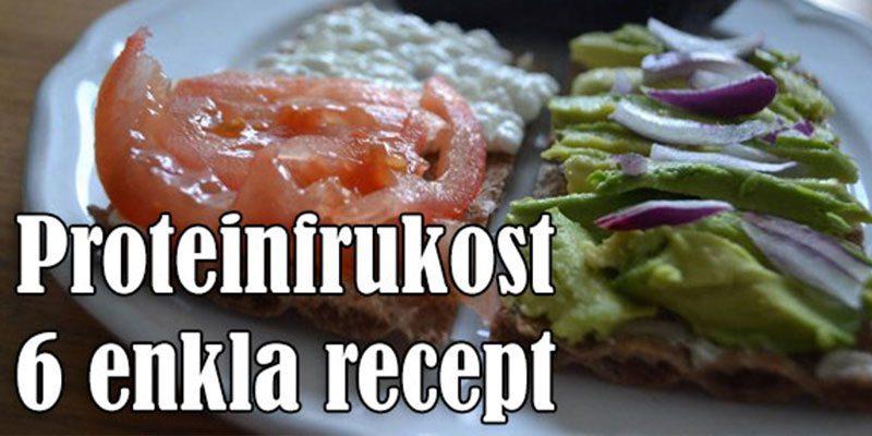 recept med näringsinnehåll