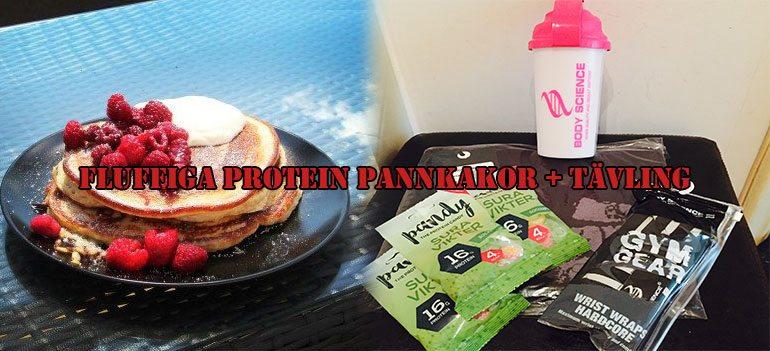 Fluffiga Protein Pannkakor, pannkakor, protein pannkakor, proteinfrukost, protein pancakes, abs, sixpack, magrutor, muskler, vältränad, hälsa, nyttigt, hälsosam, träna, träning, kost, fitness, deffad, deffa, mat, träning, gymma, recept, personlig tränare, kostrådgivning, fitwithpete, petelindqvist, inspiration,