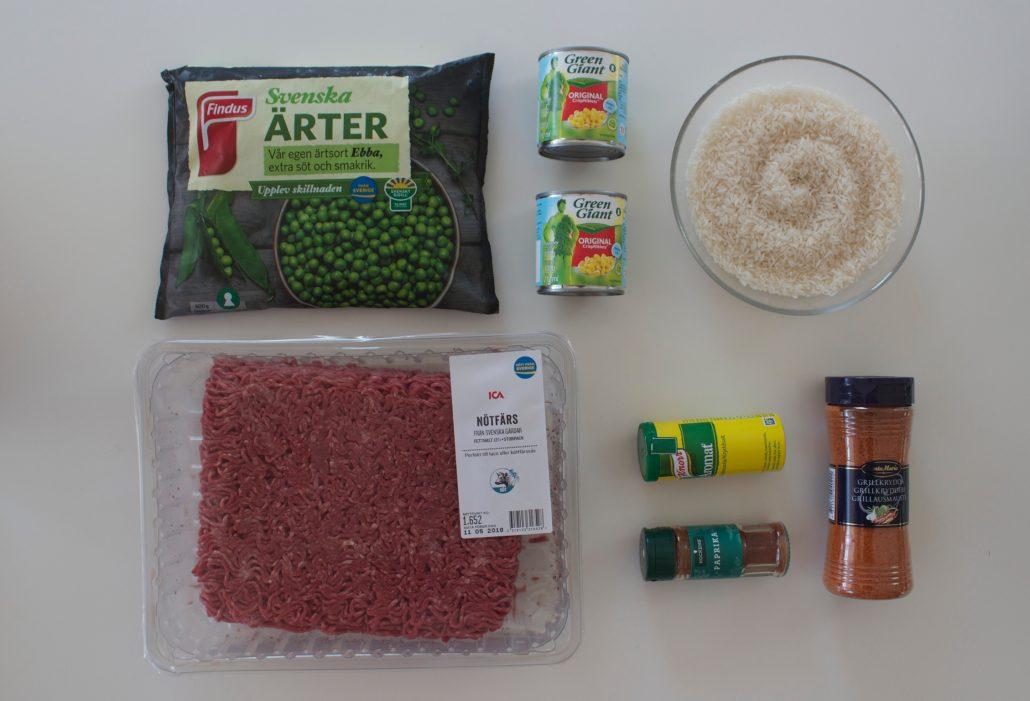proteinrik risotto, recept risotto protein, recept proteinrik risotto, recept matlåda protein, recept proteinmatlåda